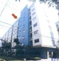 คอนโดหลุดจำนอง ธ.ธนาคารอาคารสงเคราะห์ ชลบุรี เมืองชลบุรี บ้านสวน