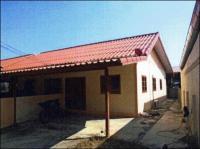 บ้านแฝดหลุดจำนอง ธ.ธนาคารอาคารสงเคราะห์ เพชรบุรี เขาย้อย สระพัง
