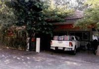 บ้านเดี่ยวหลุดจำนอง ธ.ธนาคารอาคารสงเคราะห์ เชียงใหม่ สันกำแพง ต้นเปา