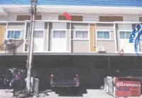 ทาวน์เฮ้าส์หลุดจำนอง ธ.ธนาคารอาคารสงเคราะห์ ชลบุรี พานทอง พานทอง