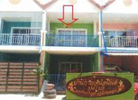 ทาวน์เฮ้าส์หลุดจำนอง ธ.ธนาคารอาคารสงเคราะห์ ชลบุรี เมืองชลบุรี ดอนหัวฬ่อ