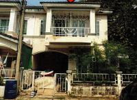 ทาวน์เฮ้าส์หลุดจำนอง ธ.ธนาคารอาคารสงเคราะห์ ปทุมธานี ธัญบุรี ประชาธิปัตย์