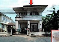 บ้านเดี่ยวหลุดจำนอง ธ.ธนาคารอาคารสงเคราะห์ ปทุมธานี เมืองปทุมธานี บ้านกลาง