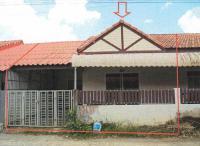 บ้านแฝดหลุดจำนอง ธ.ธนาคารอาคารสงเคราะห์ สงขลา หาดใหญ่ คลองแห