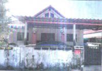 บ้านเดี่ยวหลุดจำนอง ธ.ธนาคารอาคารสงเคราะห์ บุรีรัมย์ นางรอง นางรอง