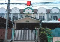 ทาวน์เฮ้าส์หลุดจำนอง ธ.ธนาคารอาคารสงเคราะห์ นนทบุรี บางบัวทอง พิมลราช