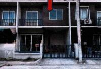 ทาวน์เฮ้าส์หลุดจำนอง ธ.ธนาคารอาคารสงเคราะห์ นนทบุรี ไทรน้อย ไทรน้อย