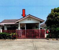 บ้านเดี่ยวหลุดจำนอง ธ.ธนาคารอาคารสงเคราะห์ ปทุมธานี ลาดหลุมแก้ว คลองพระอุดม