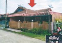บ้านแฝดหลุดจำนอง ธ.ธนาคารอาคารสงเคราะห์ ตรัง เมืองตรัง นาตาล่วง