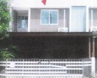ทาวน์เฮ้าส์หลุดจำนอง ธ.ธนาคารอาคารสงเคราะห์ ปทุมธานี เมืองปทุมธานี หลักหก