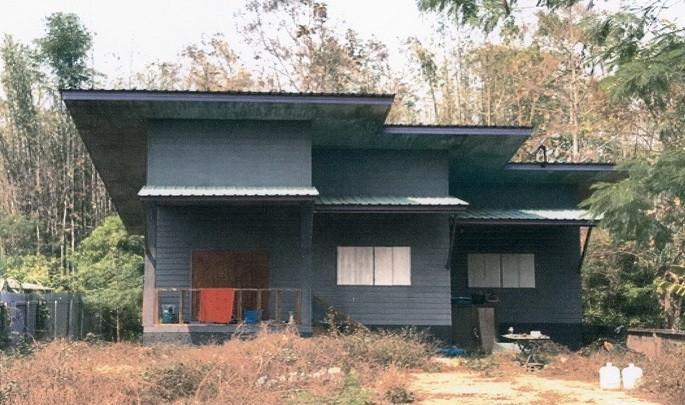 บ้านเดี่ยวหลุดจำนอง ธ.ธนาคารอาคารสงเคราะห์ แพร่ เมืองแพร่ บ้านถิ่น