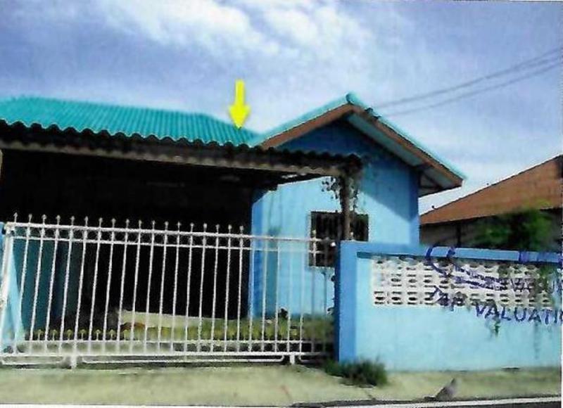 บ้านแฝดหลุดจำนอง ธ.ธนาคารอาคารสงเคราะห์ สิงห์บุรี เมืองสิงห์บุรี จักรสีห์