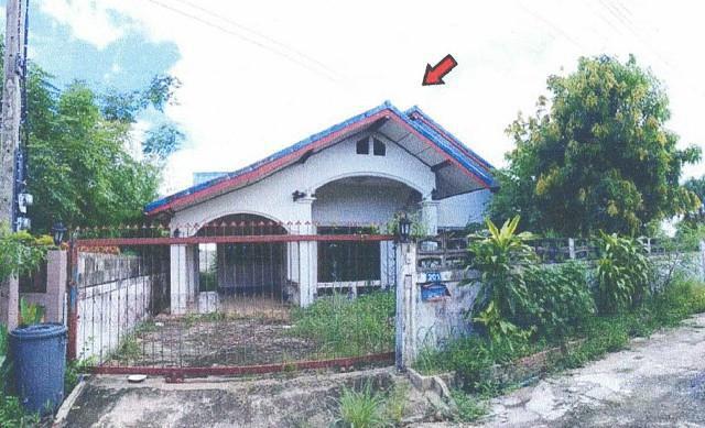 บ้านเดี่ยวหลุดจำนอง ธ.ธนาคารอาคารสงเคราะห์ อุบลราชธานี วารินชำราบ คำขวาง