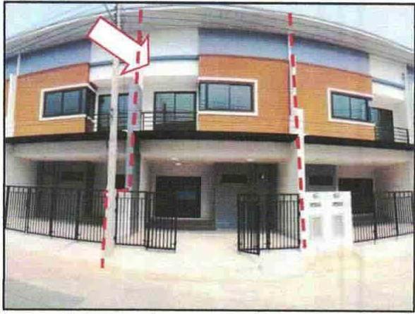 ทาวน์เฮ้าส์หลุดจำนอง ธ.ธนาคารอาคารสงเคราะห์ อุบลราชธานี เมืองอุบลราชธานี -