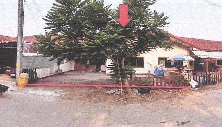 บ้านเดี่ยวหลุดจำนอง ธ.ธนาคารอาคารสงเคราะห์ อุบลราชธานี วารินชำราบ แสนสุข