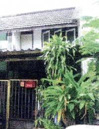 ทาวน์เฮ้าส์หลุดจำนอง ธ.ธนาคารอาคารสงเคราะห์ นนทบุรี เมืองนนทบุรี ตลาดขวัญ