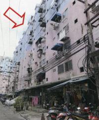 คอนโดหลุดจำนอง ธ.ธนาคารอาคารสงเคราะห์ กรุงเทพมหานคร บางกะปิ คลองจั่น