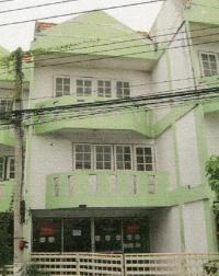 ทาวน์เฮ้าส์หลุดจำนอง ธ.ธนาคารอาคารสงเคราะห์ ปทุมธานี เมืองปทุมธานี บางปรอก