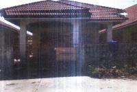 บ้านเดี่ยวหลุดจำนอง ธ.ธนาคารอาคารสงเคราะห์ บุรีรัมย์ ลำปลายมาศ หนองคู