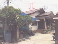 บ้านเดี่ยวหลุดจำนอง ธ.ธนาคารอาคารสงเคราะห์ ราชบุรี บ้านโป่ง สวนกล้วย