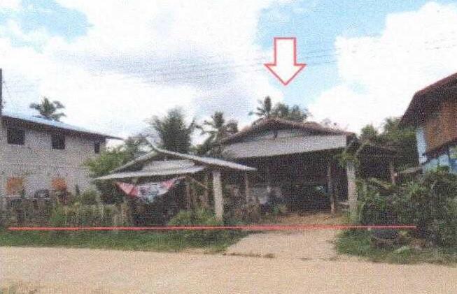 บ้านเดี่ยวหลุดจำนอง ธ.ธนาคารอาคารสงเคราะห์ สุโขทัย ทุ่งเสลี่ยม กลางดง