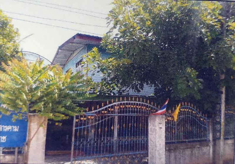 บ้านเดี่ยวหลุดจำนอง ธ.ธนาคารอาคารสงเคราะห์ มหาสารคาม ยางสีสุราช ดงเมือง