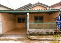 ทาวน์เฮ้าส์หลุดจำนอง ธ.ธนาคารอาคารสงเคราะห์ ปทุมธานี ธัญบุรี บึงน้ำรักษ์