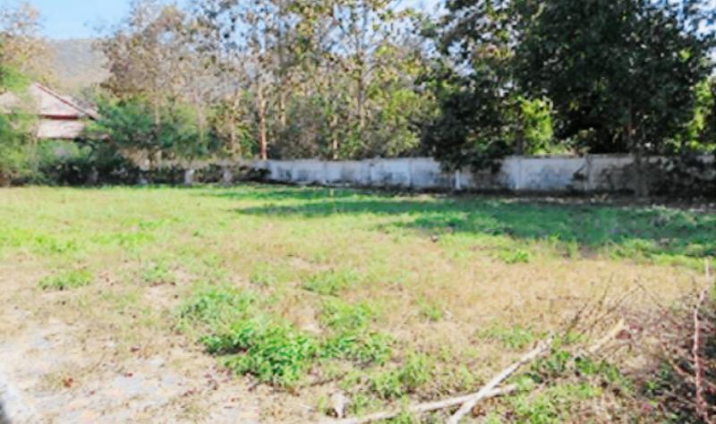 ที่ดินว่างเปล่าหลุดจำนอง ธ.ธนาคารกสิกรไทย เชียงใหม่ สันกำแพง ออนใต้