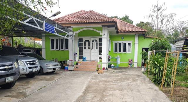 บ้านเดี่ยวหลุดจำนอง ธ.ธนาคารกสิกรไทย นครราชสีมา เมืองนครราชสีมา ปรุใหญ่