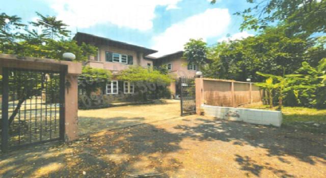 บ้านเดี่ยวหลุดจำนอง ธ.ธนาคารกสิกรไทย กรุงเทพมหานคร ทวีวัฒนา ศาลาธรรมสพน์