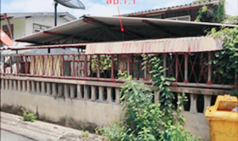 บ้านเดี่ยวหลุดจำนอง ธ.ธนาคารกสิกรไทย กรุงเทพมหานคร เขตตลิ่งชัน ตลิ่งชัน
