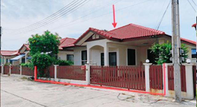 บ้านเดี่ยวหลุดจำนอง ธ.ธนาคารกสิกรไทย ชลบุรี ศรีราชา บึง