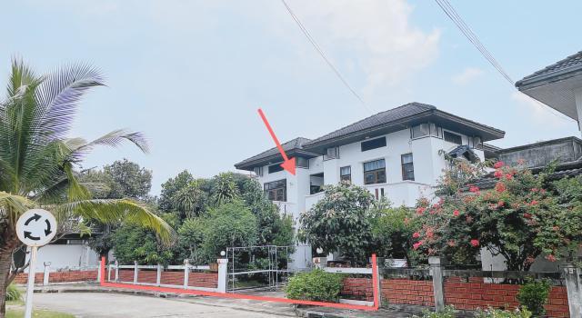 บ้านเดี่ยวหลุดจำนอง ธ.ธนาคารกสิกรไทย นนทบุรี บางบัวทอง บางรักใหญ่