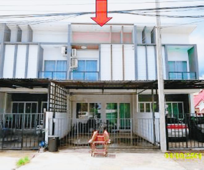 ทาวน์เฮ้าส์หลุดจำนอง ธ.ธนาคารกสิกรไทย เชียงใหม่ เมืองเชียงใหม่ ป่าแดด