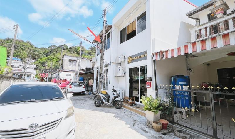 ทาวน์เฮ้าส์หลุดจำนอง ธ.ธนาคารกสิกรไทย ภูเก็ต กะทู้ ป่าตอง