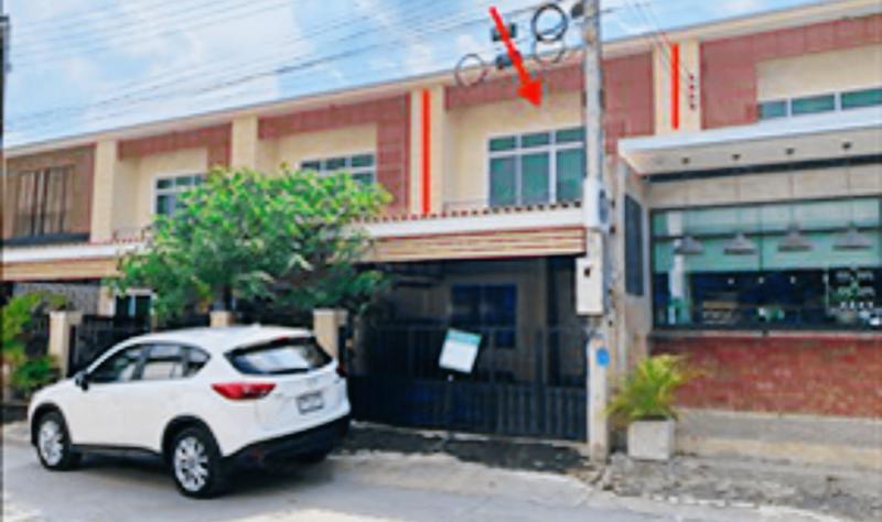 ทาวน์เฮ้าส์หลุดจำนอง ธ.ธนาคารกสิกรไทย ลพบุรี พัฒนานิคม ดีลัง
