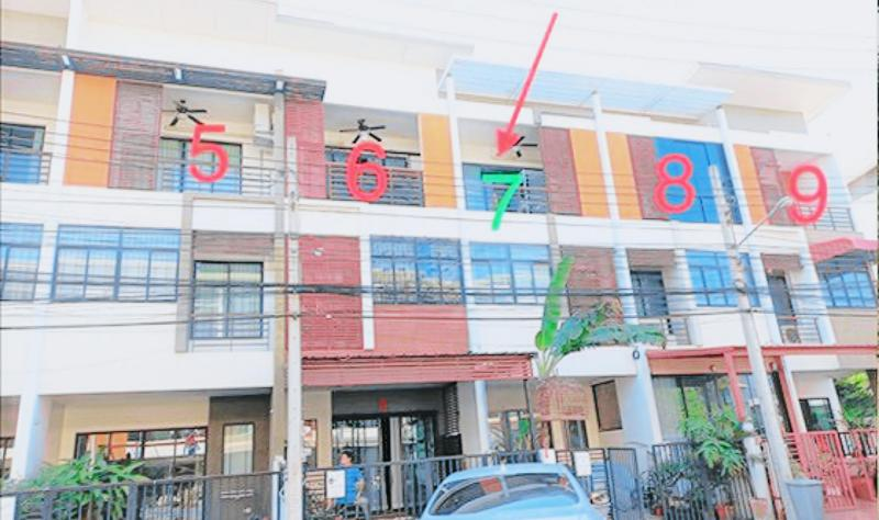 ทาวน์เฮ้าส์หลุดจำนอง ธ.ธนาคารกสิกรไทย กรุงเทพมหานคร บางแค บางแค