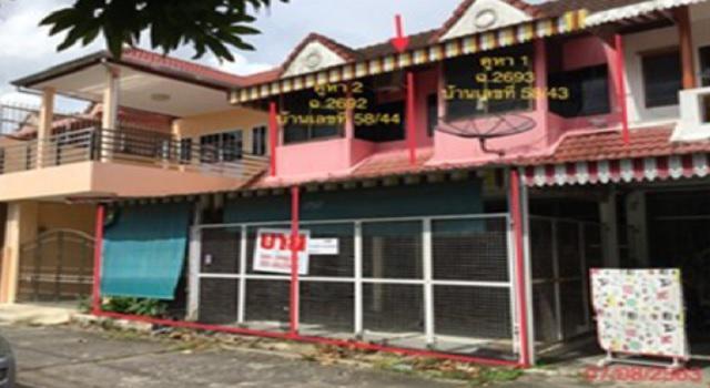 อาคารพาณิชย์หลุดจำนอง ธ.ธนาคารกสิกรไทย ภูเก็ต กะทู้ กะทู้
