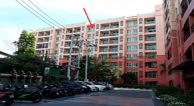 คอนโดมิเนียมหลุดจำนอง ธ.ธนาคารกสิกรไทย ชลบุรี บางละมุง หนองปรือ