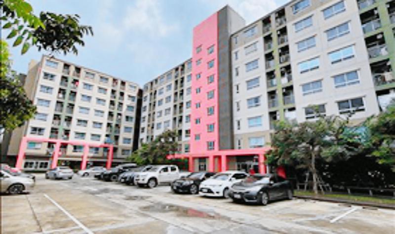 คอนโดมิเนียมหลุดจำนอง ธ.ธนาคารกสิกรไทย กรุงเทพมหานคร ภาษีเจริญ บางแวก