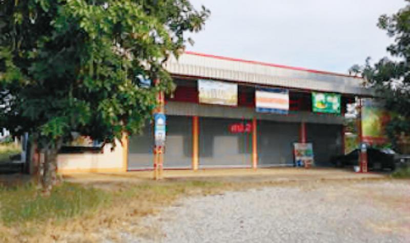 โกดังหลุดจำนอง ธ.ธนาคารกสิกรไทย กาฬสินธุ์ ยางตลาด คลองขาม