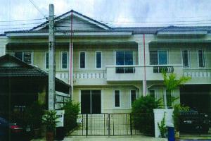ทาวน์เฮ้าส์หลุดจำนอง ธ.ธนาคารไทยพาณิชย์ กรุงเทพฯ เขตคลองสามวา แขวงบางชัน