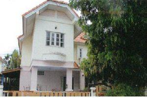 บ้านเดี่ยวหลุดจำนอง ธ.ธนาคารไทยพาณิชย์ •นนทบุรี •บางใหญ่ •บางแม่นาง