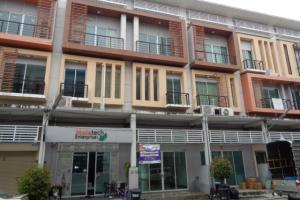 อาคารพาณิชย์หลุดจำนอง ธ.ธนาคารไทยพาณิชย์ •กรุงเทพมหานคร •คลองสามวา •บางชัน