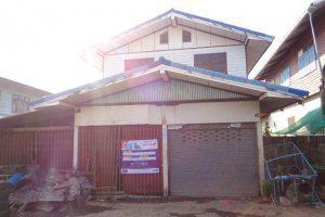 บ้านครึ่งตึกครึ่งไม้หลุดจำนอง ธ.ธนาคารไทยพาณิชย์ •อุดรธานี •โนนสะอาด •โพธิ์ศรีสำราญ
