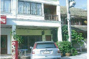 อาคารพาณิชย์หลุดจำนอง ธ.ธนาคารไทยพาณิชย์ •สุราษฎร์ธานี •เกาะสมุย •บ่อผุด