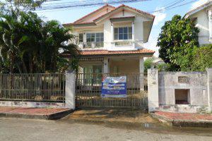 บ้านเดี่ยวหลุดจำนอง ธ.ธนาคารไทยพาณิชย์ •สมุทรปราการ •บางพลี •บางปลา