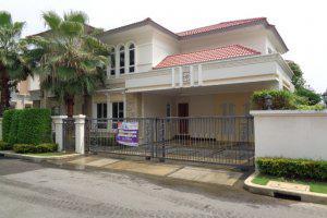 บ้านเดี่ยวหลุดจำนอง ธ.ธนาคารไทยพาณิชย์ •กรุงเทพมหานคร •ตลิ่งชัน •บางระมาด