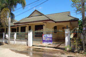 บ้านเดี่ยวหลุดจำนอง ธ.ธนาคารไทยพาณิชย์ •สุราษฎร์ธานี •เมืองสุราษฎร์ธานี •วัดประดู่