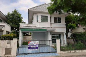 บ้านเดี่ยวหลุดจำนอง ธ.ธนาคารไทยพาณิชย์ •นนทบุรี •ปากเกร็ด •บางพลับ